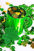 St Paddy's Day Gear — Stock Photo