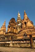 素可泰泰国 — 图库照片