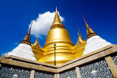 Golden Chedi, Royal Palace Bangkok — Stock Photo