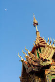 Chiang Mai Golden Spire — Stock Photo