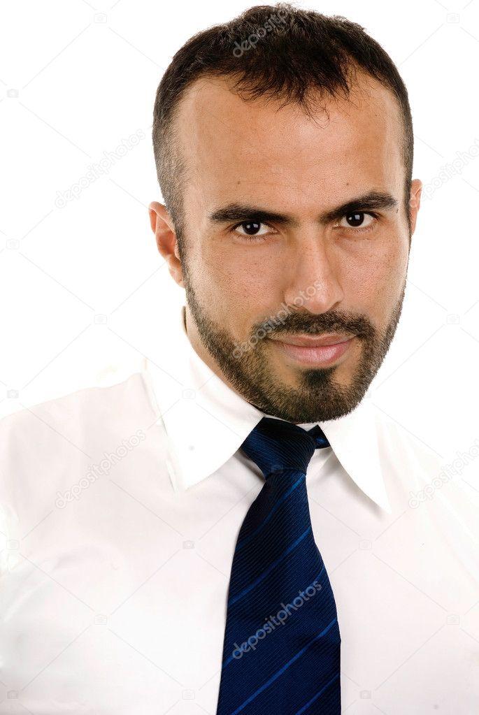 Hispanic Male Headshot...