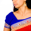 Stock Photo: Beautiful East-Indian Girl
