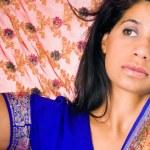 Beautiful East-Indian Girl — Stock Photo