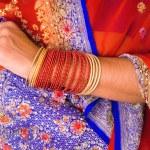 Sari Detail — Stock Photo