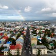 Reykjavik, Icaeland — Stock Photo