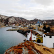 Stock Photo: Rural Town Newfoundland, Canada