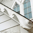 Atlantic Church Detail — Stockfoto
