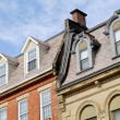 Heritage Buildings, New Glasgow, Nova Scotia — Stock Photo