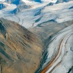 Greenland Glacial Landscape — Stock Photo