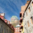 Quebec City Style — Stock Photo