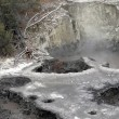 Stock Photo: Geothermal Landscape - Rotorua