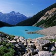 Stock Photo: Joffre Lake, Bc