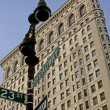 Stock Photo: Flat Iron Building, NYC