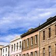 Historic Buildings of Hobart - Stock Photo
