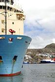 St John, Newfoundland Harbor, Canada — Stock Photo