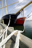 Halifax přístavu lodí — Stock fotografie