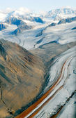 Greenland Glacial Landscape — Stock Photo