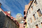 Quebec City Style — Stock Photo