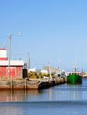 Maritime Fishing Port — Stock Photo