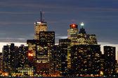 Centrální jádro - toronto, kanada — Stock fotografie