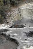 Geothermal Landscape - Rotorua — Stock Photo