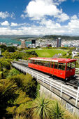 Wellington Cable Car — Stock Photo