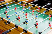 Foosball Table — Stockfoto