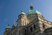 Parliament Building, Victoria, Canada — Stock Photo