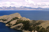 Lake Titicaca Landscape — Stock Photo