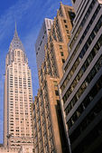 Manhattan Buildings — Stock Photo