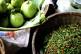 Thai Chilies — Stock Photo
