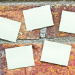 Royalty-Free Stock Photo: Many Yellow Note On brick wall