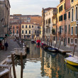 Stock Photo: Venice - canal in morning light