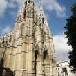 Stock Photo: Paris - st. Clothilde gothic church