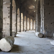 Rome - colosseum archs - Stock Photo