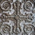 ������, ������: Paris interior of Saint Denis cathedral