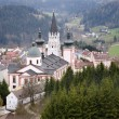 Mariazell - basilica — Stock Photo #10742281
