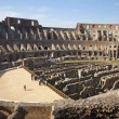 Stock Photo: Rome - colosseum interior