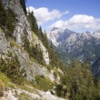 Julian alps - Slovenia — Stock Photo