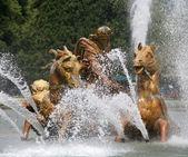 Parigi - fontana dal palazzo di versailles — Foto Stock