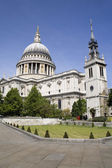 London - st. Pauls cathedral from east — Stock Photo