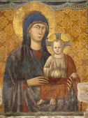 Rome - The Most Holy Mother of God — Stock Photo