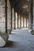 Rome - colosseum corridor — Stock Photo