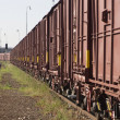 Goods train — Stock Photo #10887839
