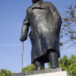 Stock Photo: London - Winston Churchill memorial