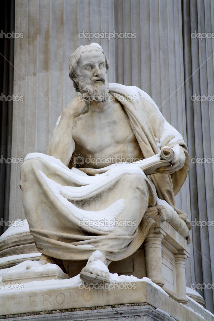 an essay on herodotus and the persian empire