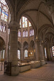 Paris - Saint Denis cathedral — Stock Photo
