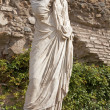 Rome - statue from Atrium Vestae - Forum romanum — Stock Photo #11110621