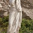 Rome - statue from Atrium Vestae - Forum romanum — Stock Photo #11110621