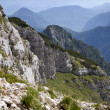 Julian alps landscape - Slovenia — Stock Photo